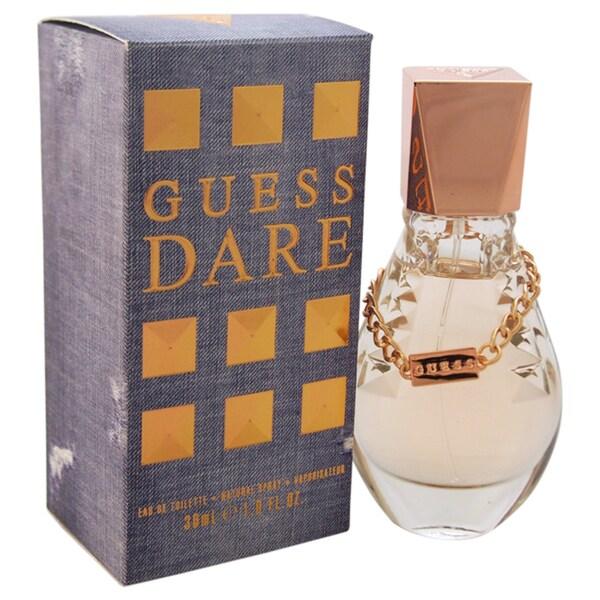 Guess Dare Women's 1-ounce Eau de Toilette Spray