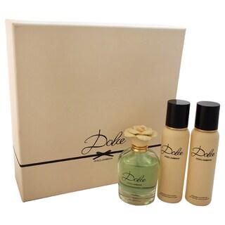 Dolce by Dolce & Gabbana Women's 3-piece Gift Set