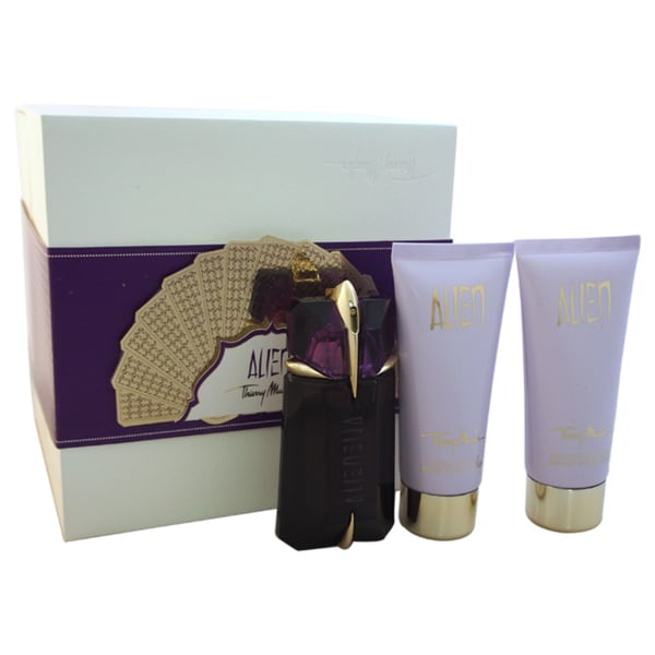 Alien by Thierry Mugler Women's 3-piece Gift Set