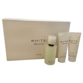 Kenneth Cole White by Kenneth Cole Women's 3-piece Gift Set