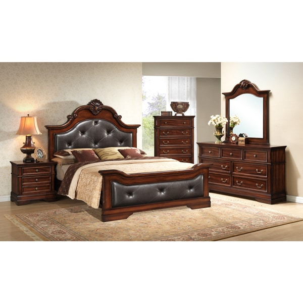 Elegance King Bed
