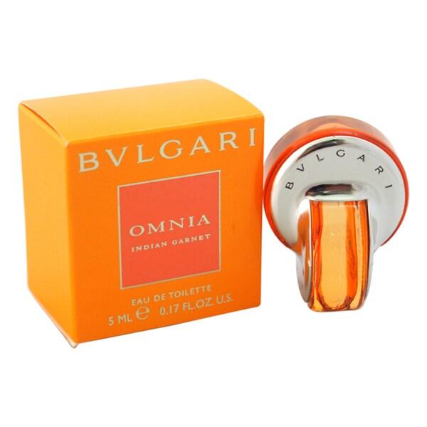 Bvlgari Omnia Indian Garnet Bvlgari Women's Eau de Toilette Splash (Mini)