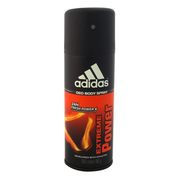 Adidas Extreme Power Men's 5-ounce Deodorant Spray