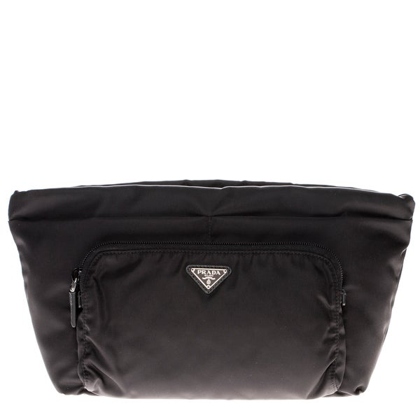 Prada Large Vela Cosmetic Bag