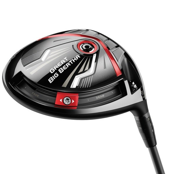 Callaway Men's Great Big Bertha Driver