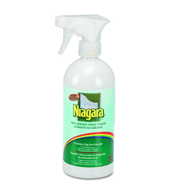 Niagara Spray Starch 22 oz Bottle