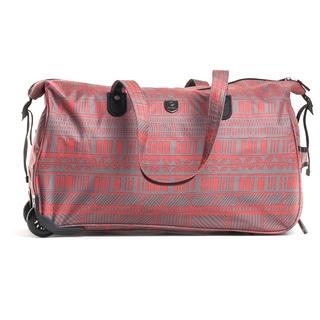 CalPak 'Madison' Bright Retro 21-inch Carry-on Rolling Duffel Bag