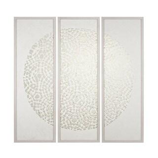 Dimond Home Natural Fiber Triptych Wall Art
