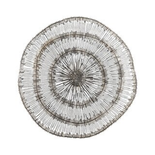 Dimond Home Pewter Wire Wall Supernova