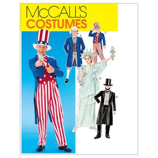 Adults'/Boys'/Girls' Costumes-Adults' (MED)