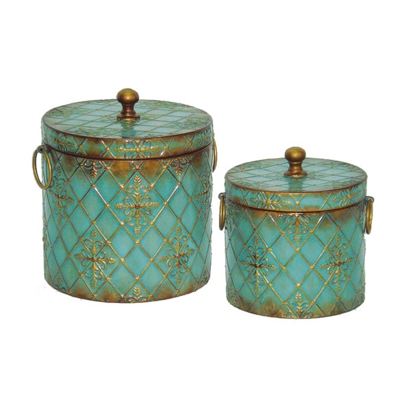 Sterling Roth Boxes (Set of 2)