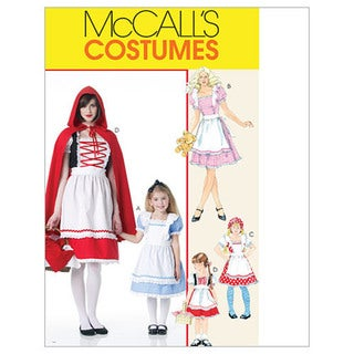 Misses'/Children's/Girls' Storybook Costumes-KIDS [(3-4) (5-6) (7-8)]