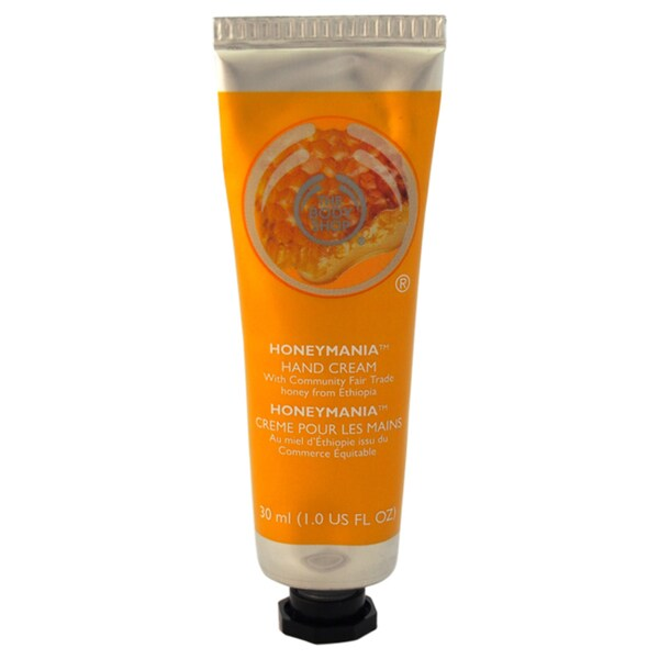 The Body Shop Honeymania Hand Cream
