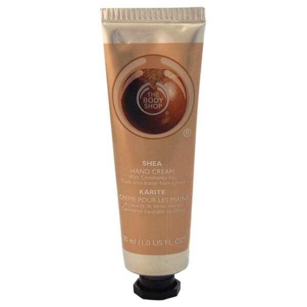 The Body Shop Shea 1-ounce Hand Cream
