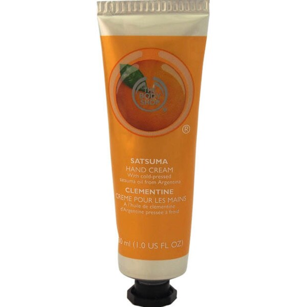 The Body Shop Satsuma 1-ounce Hand Cream