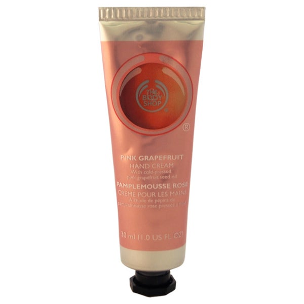 The Body Shop Pink Grapefruit 1-ounce Hand Cream