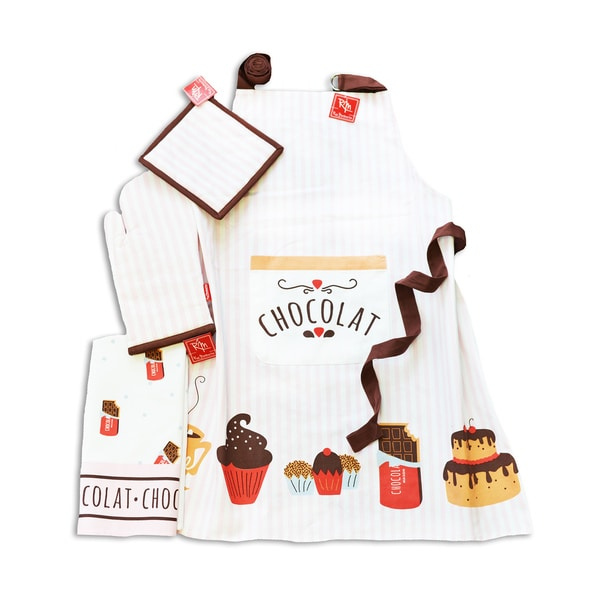 Le Chocolat Chaud Kitchen Set