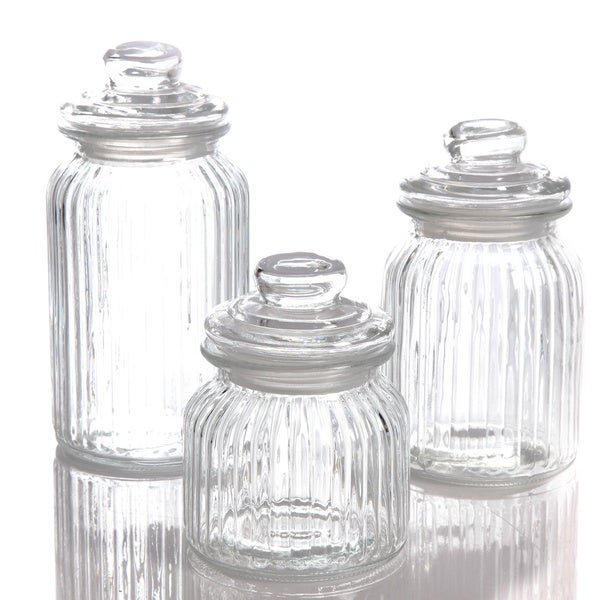 Gibson 3 Piece Canister Set
