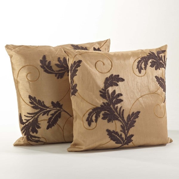 French Knot Design Pillow