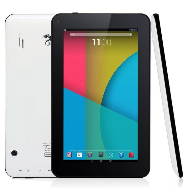"Tablet Express 7"" Quad Core Android IPS Tablet"