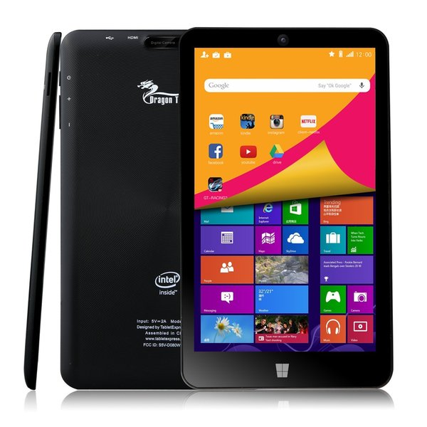 "Tablet Express Dragon Touch i8 Pro 8"" Quad Core Tablet PC"