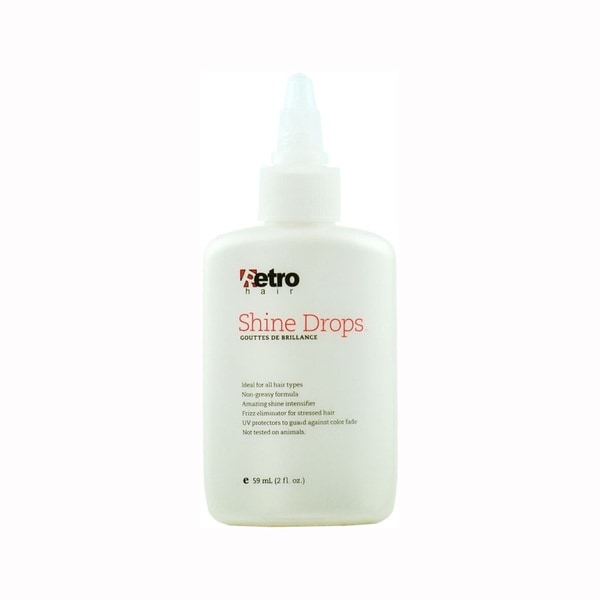 Retro Hair 2-ounce Shine Drops