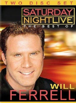 Saturday Night Live: The Best of Will Ferrell Vol 1 & 2 (DVD)