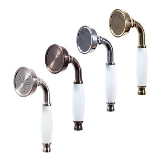 Dyconn Faucet Tranditional/Classic Hand Shower with Ceramic Handle