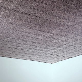 Fasade Traditional Galvanized Steel 2-foot Square Lay-in Ceiling Tile