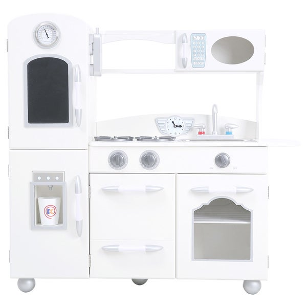 Teamson Kids White/ Pink Play Kitchen