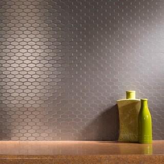 Silver Tile Overstock Com Shopping Floor Backsplash