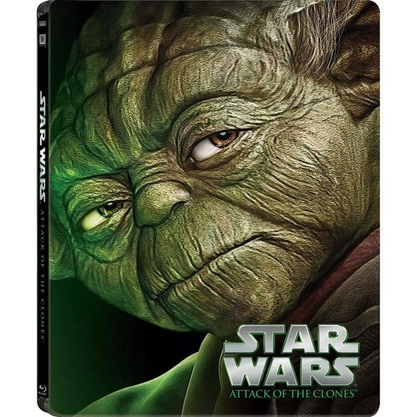 Star Wars: Attack Of The Clones (Blu-ray Disc) 16158152