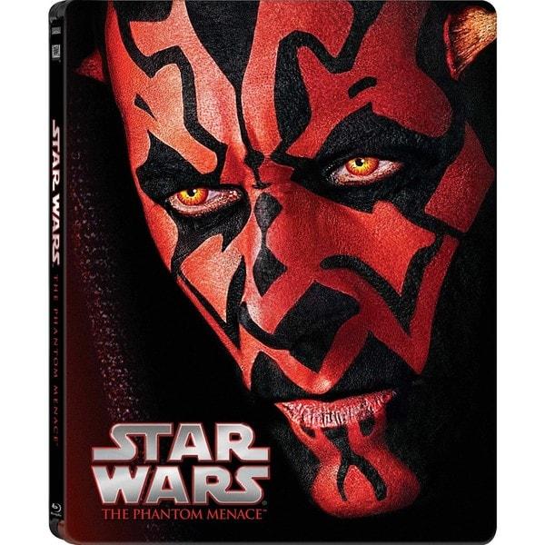 Star Wars: The Phantom Menace (Blu-ray Disc) 16158154