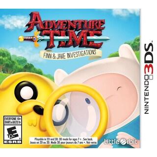 ADVENTURE TIME FINN JAKE 3DS