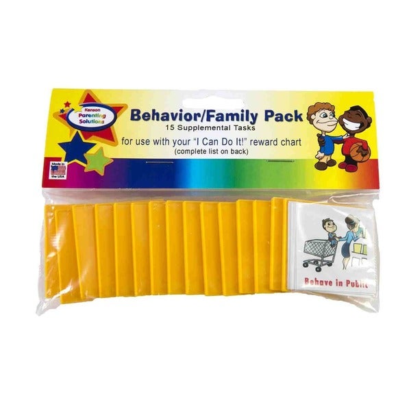 Kenson Kids Supplemental Behavior/ Family Pack
