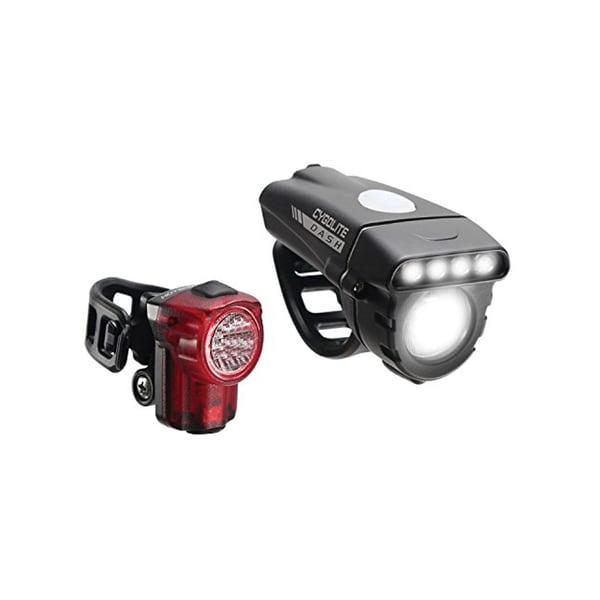 Cygolite Dash 350 & Hotshot Micro 30 Combo Bicycle Lights