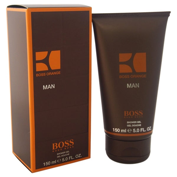 Hugo Boss Orange Men's 5-ounce Shower Gel
