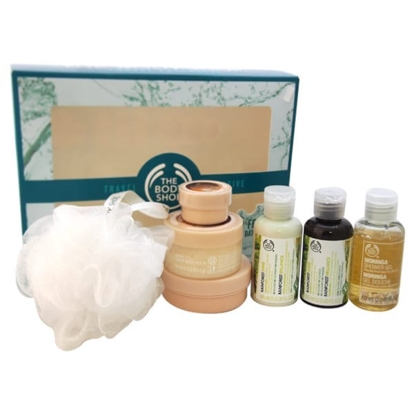 The Body Shop Bath & Body Essentials Travel Set