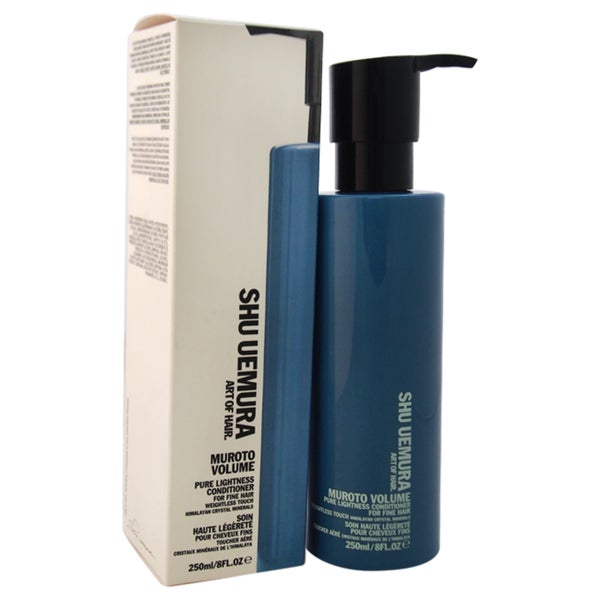 Shu Uemura Muroto Volume Pure Lightness 8-ounce Conditioner