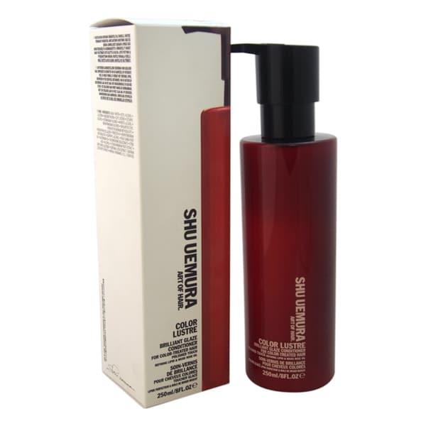 Shu Uemura Color Lustre Brilliant Glaze 8-ounce Conditioner