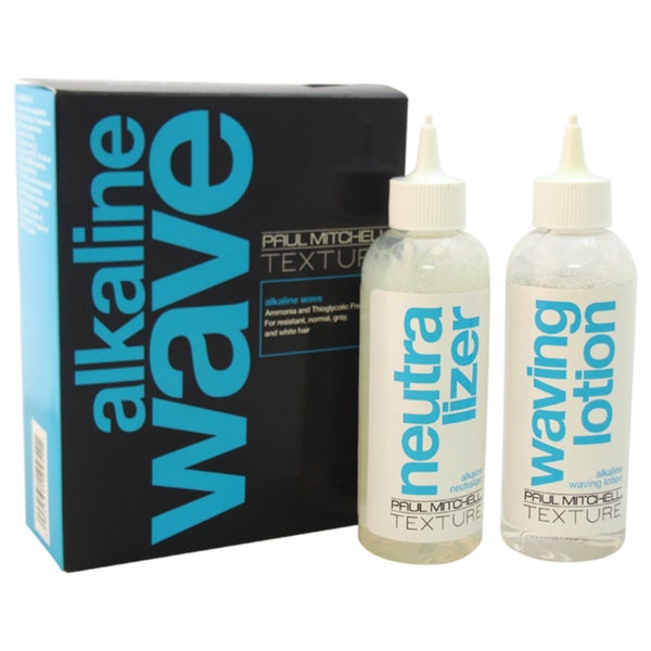 Paul Mitchell 2-Piece Texture Alkaline Wave Permanent Kit