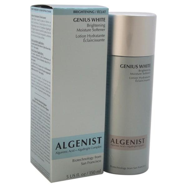 Algenist Genius White Brightening Moisture Women's 5-ounce Lotion