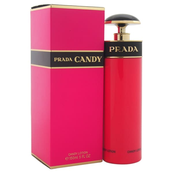 Prada Candy Women's 5-ounce Body Lotion