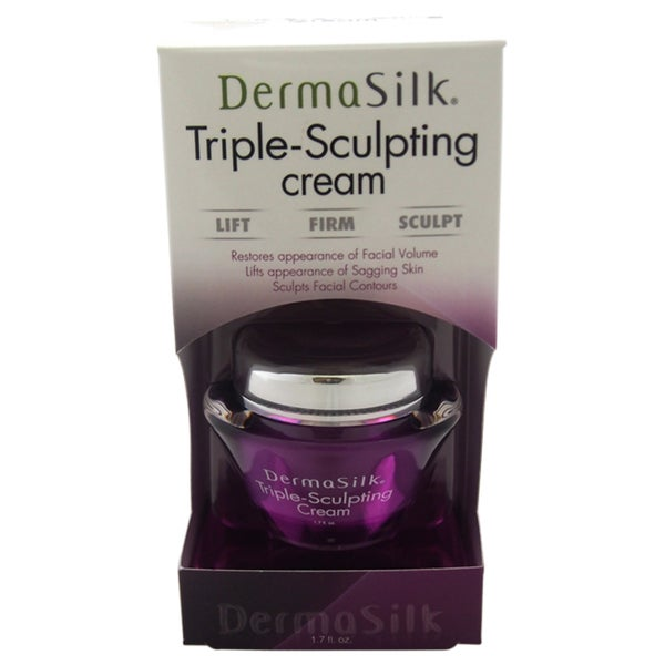 DermaSilk 1.7-ounce Triple-Sculpting Cream