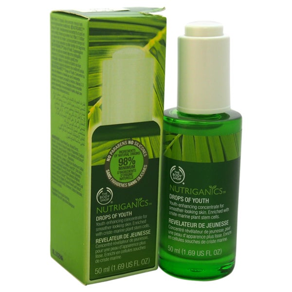 The Body Shop Nutriganics 1.69-ounce Drops Of Youth Concentrate