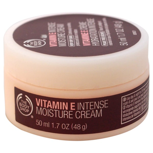 The Body Shop Vitamin E 1.7-ounce Intense Moisture Cream