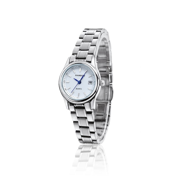 Damson Women's 5061 Stainless Steel Watch