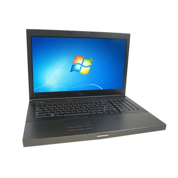 Dell M6600 17.3-inch 2.7GHz Intel Core i7 12GB RAM 750GB HDD Windows 7 Laptop (Refurbished)