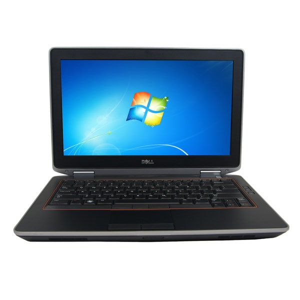 Dell Latitude E6320 13.3-inch 2.5GHz Intel Core i5 16GB RAM 256GB SSD Windows 7 Laptop (Refurbished)