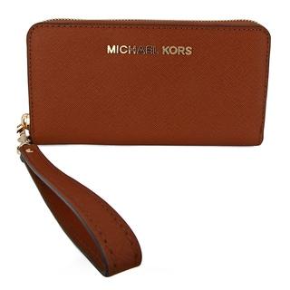 Michael Michael Kors Jet Set Travel Large Luggage Coin Multifunction Wallet